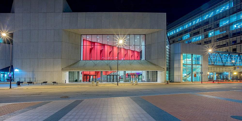 Des Moines Civic Center - Des Moines Performing Arts