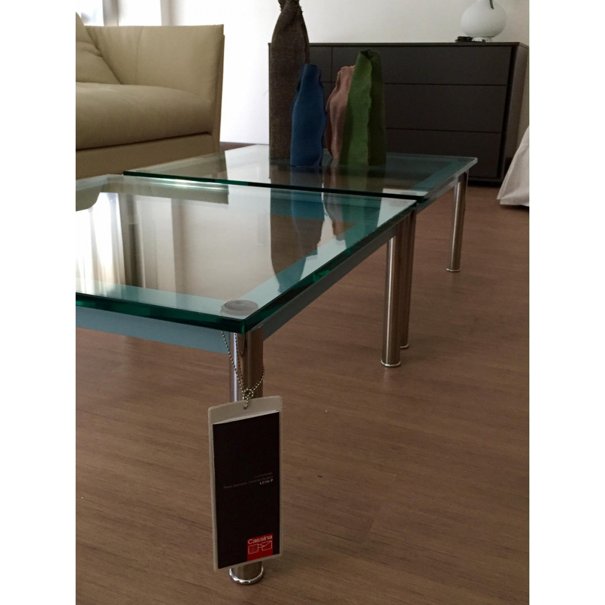 Cassina Couchtisch Cassina Lc10 Side Table Outlet Desout