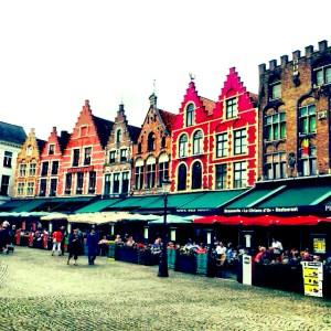 Como ir de Amsterdam para Bruges