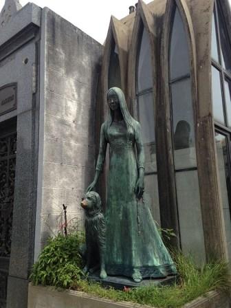 cemitério da Recoleta, Buenos Aires