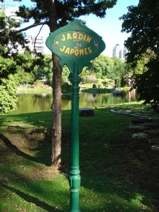 Jardim Japonês, Buenos AIres