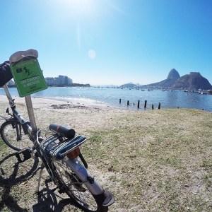 Passeio de Bike no Rio de Janeiro