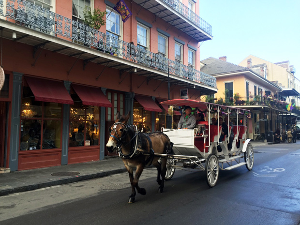 French Quarter Nova orleans