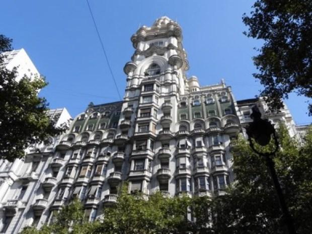 Palácio Barolo Arquitetura Buenos Aires Argentina