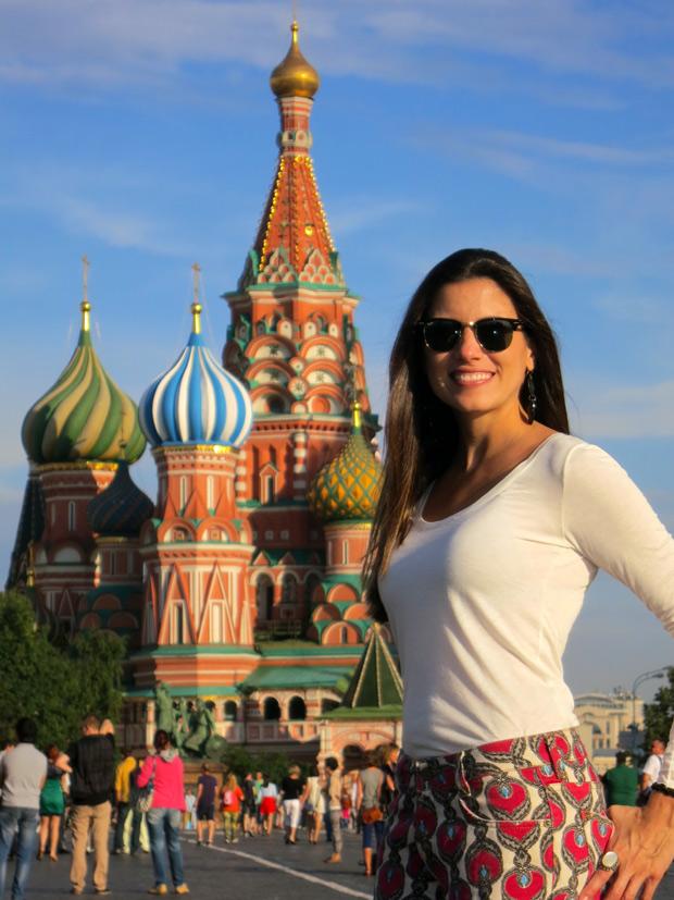 Roteiro de 3 dias em Moscou. Principais atrações de Moscou. Catedral de São Basílio em Moscou.