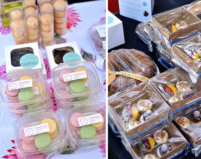 How to Have a Fabulous Bake Sale - Dessert First - bake sale images