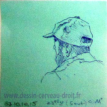 Dessins sur Post-it – 6