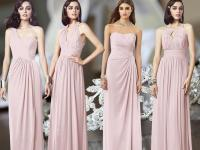 suede rose : PANTONE WEDDING Styleboard | The Dessy Group