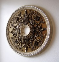 Fake Ceiling Medallions | Taraba Home Review