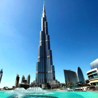 Modern Dubai and Burj Khalifa Guided Tour