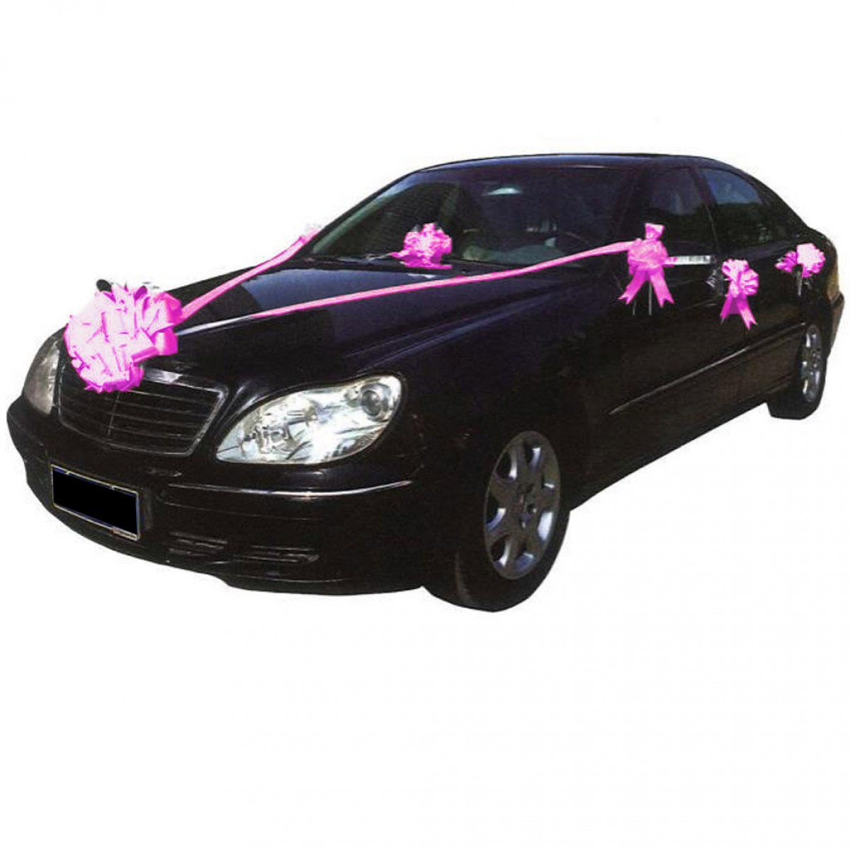 Decoration Mariage Voiture Tulle Decoration Voiture Mariage Gifi
