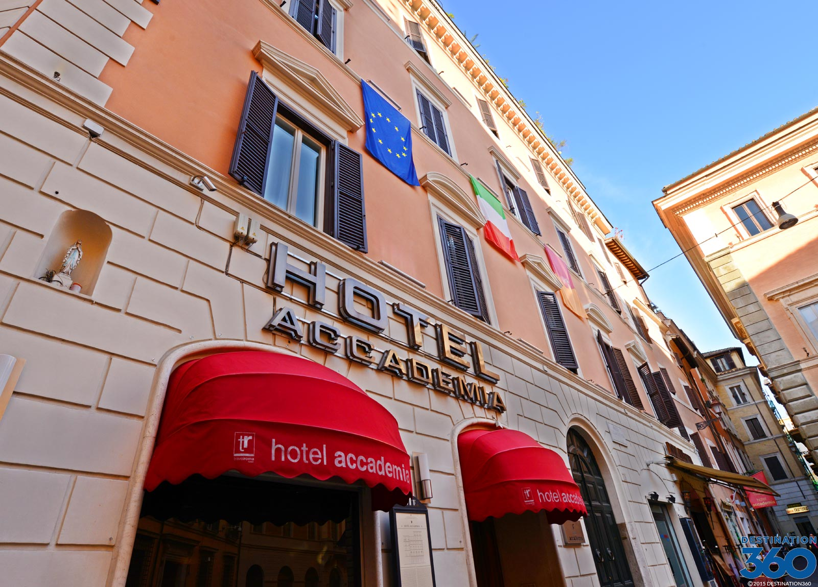 Three Star Hotel In 3 Star Rome Hotels - 3 Star Accommodation In Rome