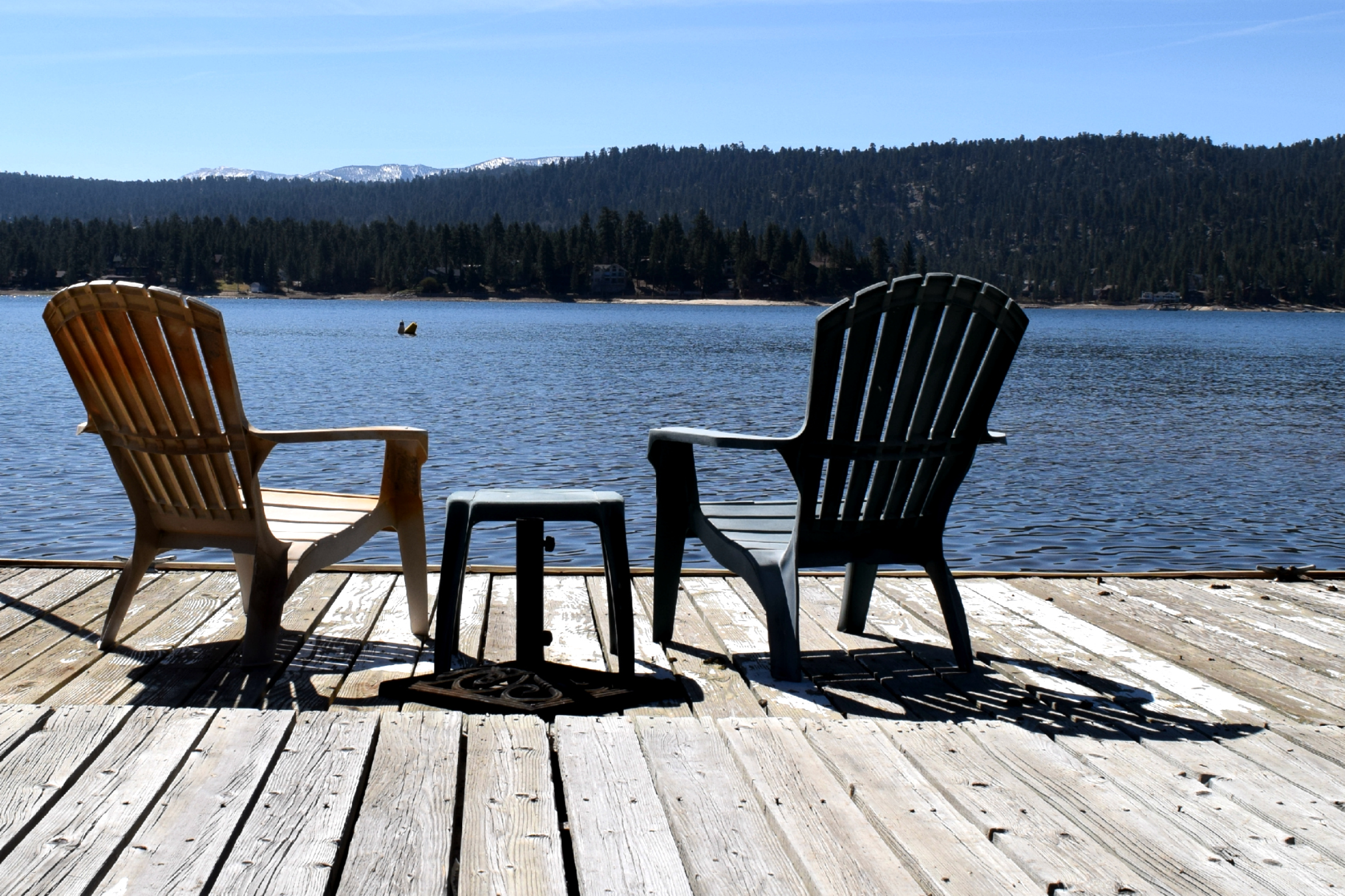 Dock Furniture Ideas Grand Lake Cabin Rental 10 Secluded Cabins Tucked Away In