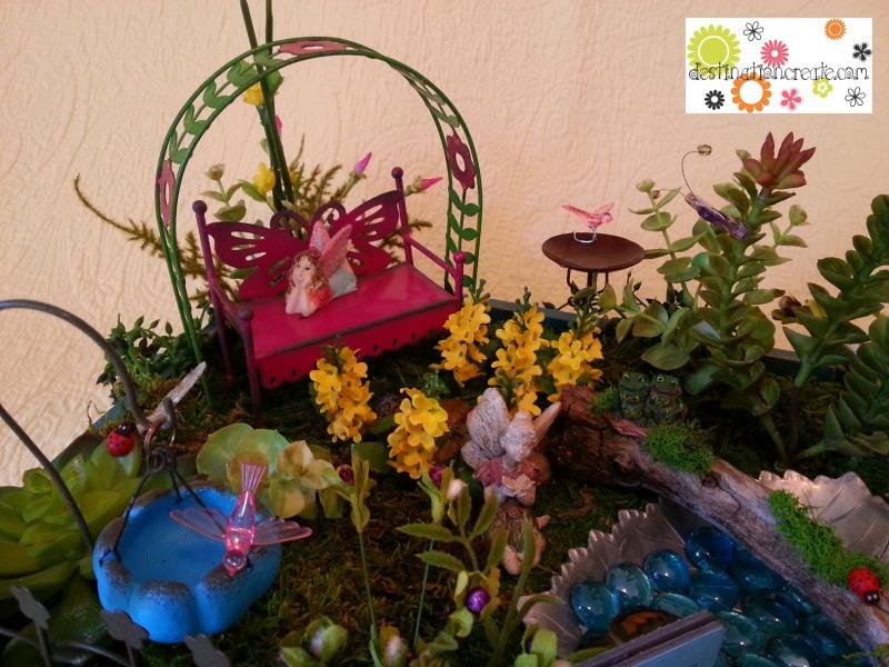 Fairy Garden Inspiration From Destination Create