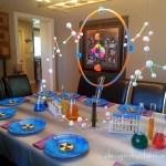 Mad Scientist Birthday Party