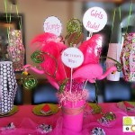 Girly Birthday Party- Pretty in Pink