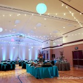 DIY Wedding Rentals Denver- LED light orbs