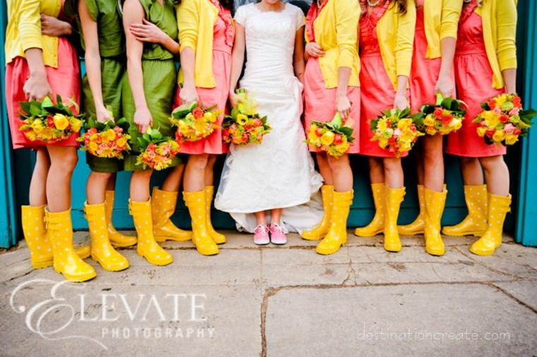 LDS wedding reception Denver