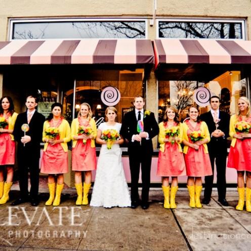 LDS wedding Denver