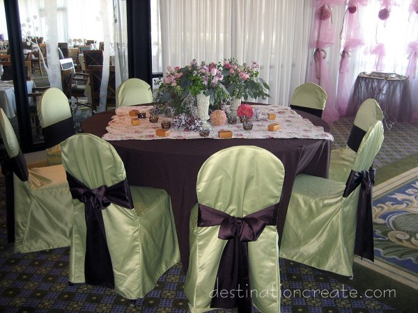 Rolling Hills Country Club Denver- Sweet Sixteen: Destination Create offers party & wedding planning, decorating, styling, planning & specialty rentals.