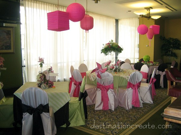 sweet sixteen party ideas- Destination Create offers full to partial party & wedding planning, decorating, styling, planning & specialty rentals in the Denver area