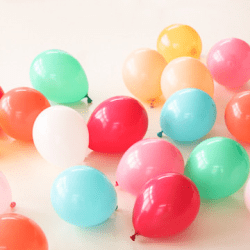 Shop Sweet Lulu for mini balloons