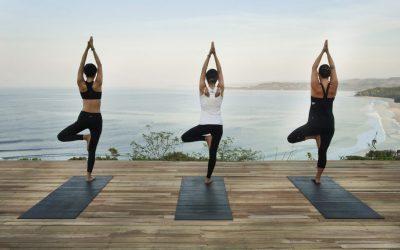Yoga Retreat at Nihiwatu with Sjana Elise Earp and Rod ...