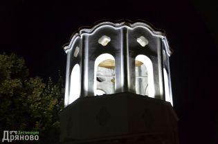 Нощна храм Въведение Богородично 2