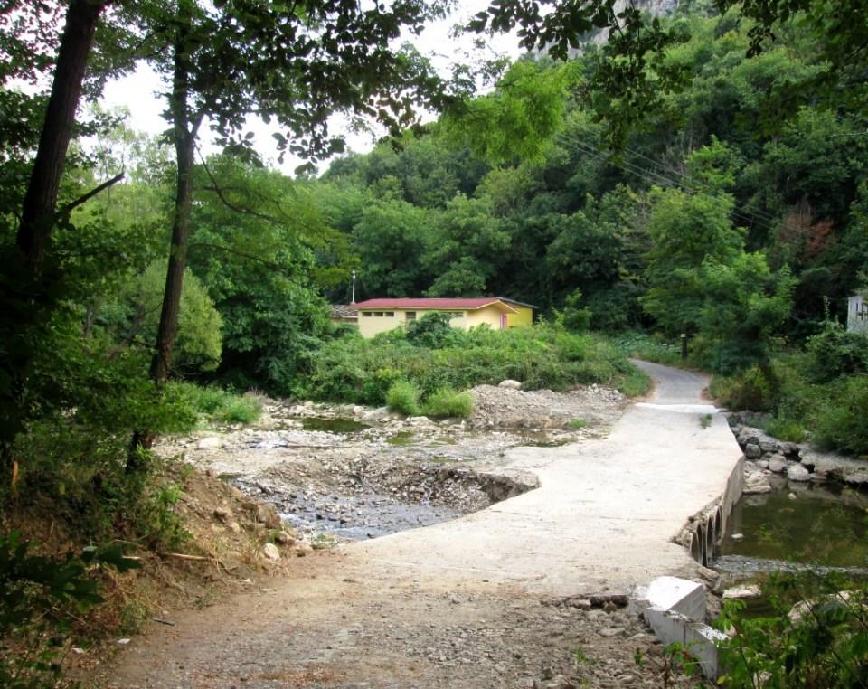 Стар път за Дряновския манастир
