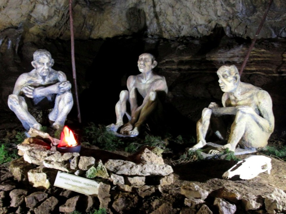 """пещера """"Бачо Киро"""""""