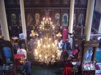 Йордановден 2013 - храм Въведение Богородично