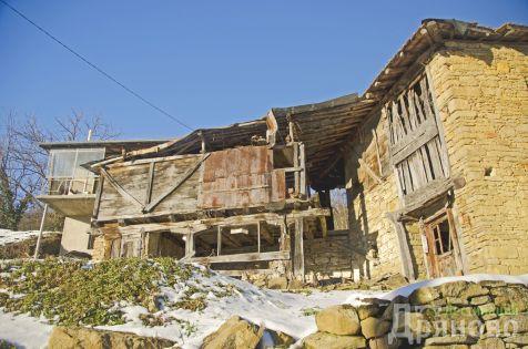 Село Бучуковци - сгради