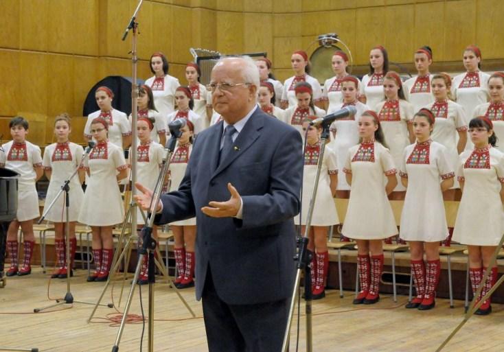 Христо Недялков с радиохора