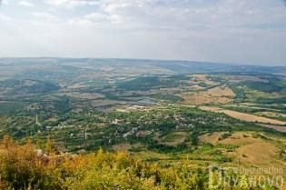 Гледка от скалите южно от Скалско
