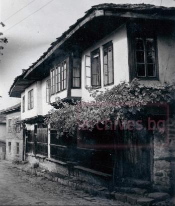 Танановата къща, 1961 г.
