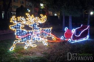 Коледна украса 2015