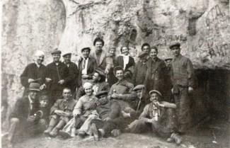Основателите на Дряновското туристическо дружество
