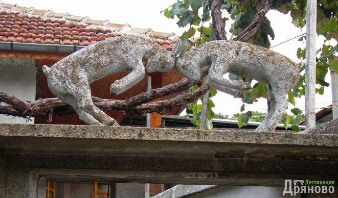 Градината със скулптурите 5