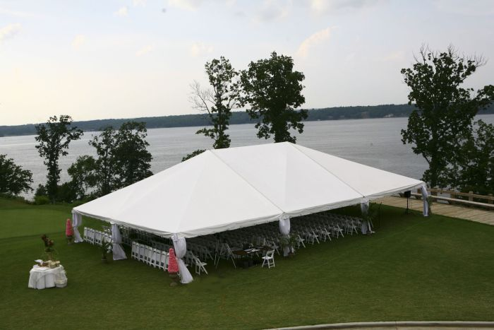 40x60 Frame Tent Destination Events - Dekokissen 40 X 60