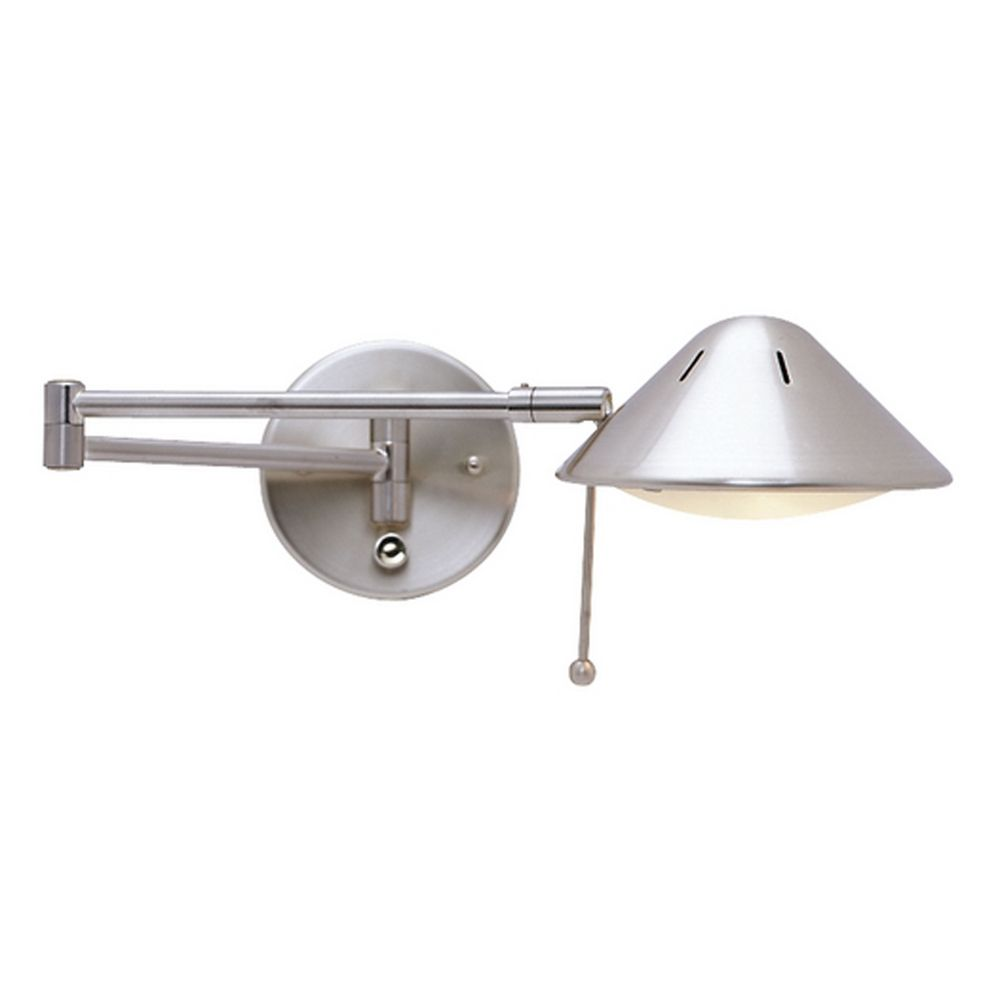 Arm Lamp Led Swing Arm Plug In Wall Lamp At Destination Lighting