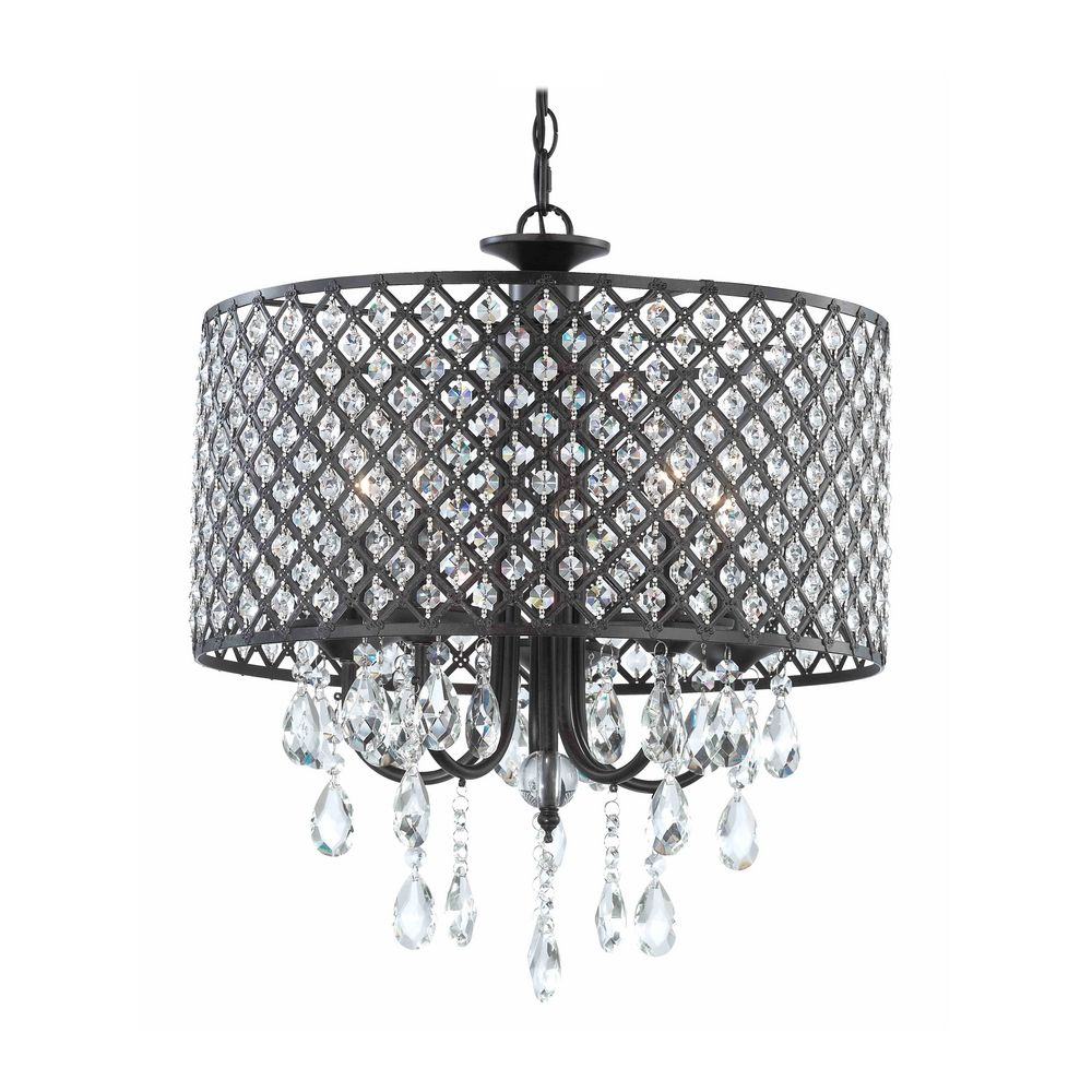 Modern Chandeliers Australia Crystal Chandelier Pendant Light With Crystal Beaded Drum Shade At Destination Lighting