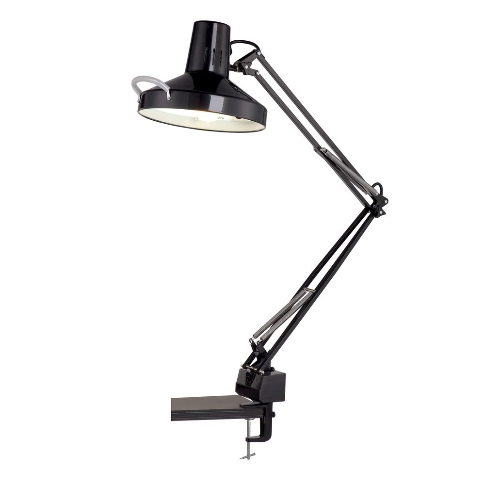 Lamp Table By Argos Lite Source Lighting Combination Black Clamp Desk Lamp