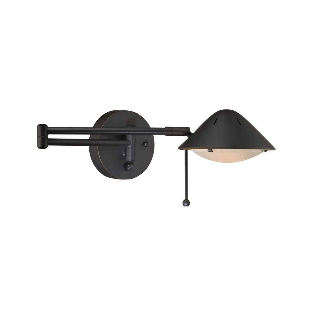 Swing Wall Lamp Swing Arm Wall Lamp At Destination Lighting