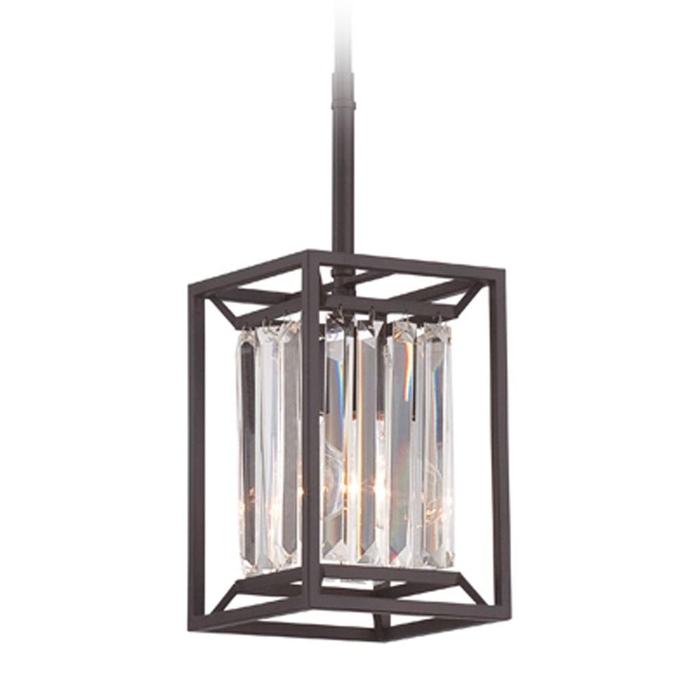 Designers Fountain Lighting Designers Fountain Linares Vintage Bronze Mini Pendant Light At Destination Lighting