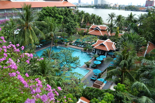 BANGKOK'S ONE AND ONLY ANANTARA RESORT IS NOT TO BE MISSED.