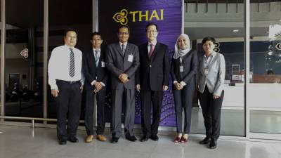 THAI Welcomes Representatives from Malaysia Tourism ...