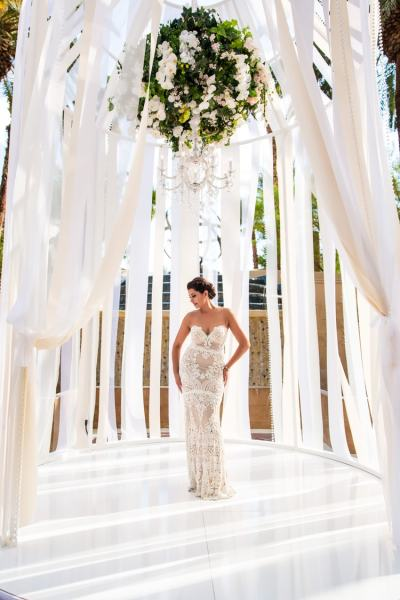 Whimsical Las Vegas Destination Wedding | Destination ...