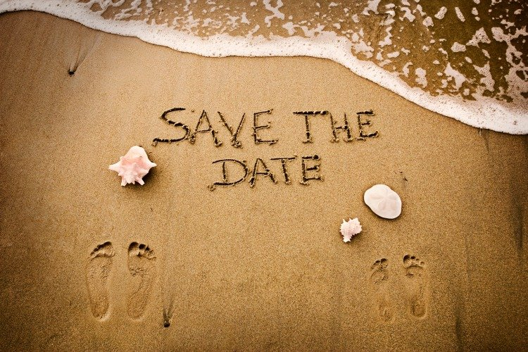 Destination Wedding Save the Date Ideas - Destination Wedding Details