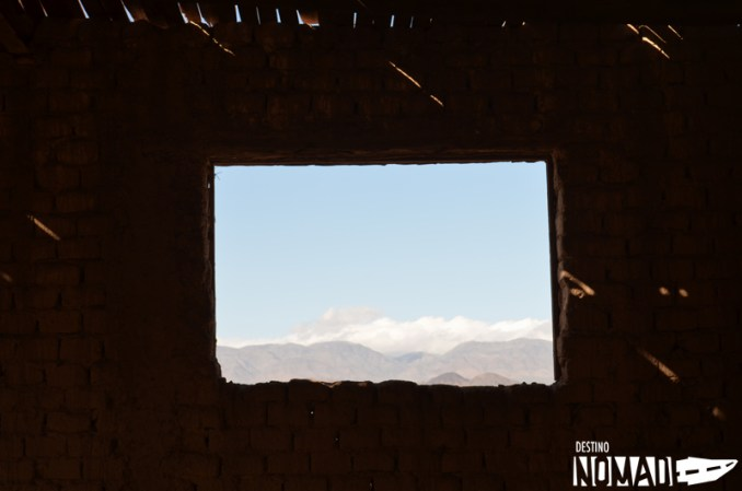 Bodega de Angualasto, Rodeo