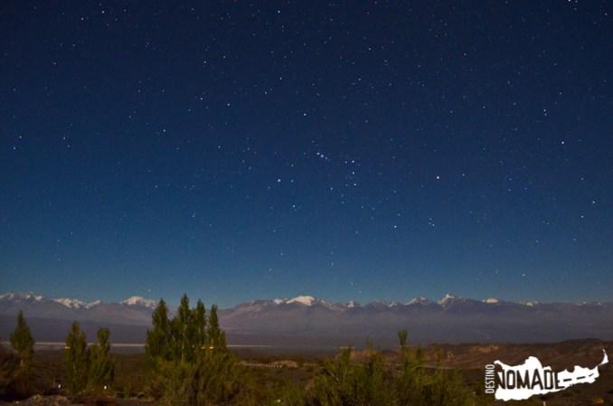 Noche en el PN El Leoncito (San Juan) - Aniversario